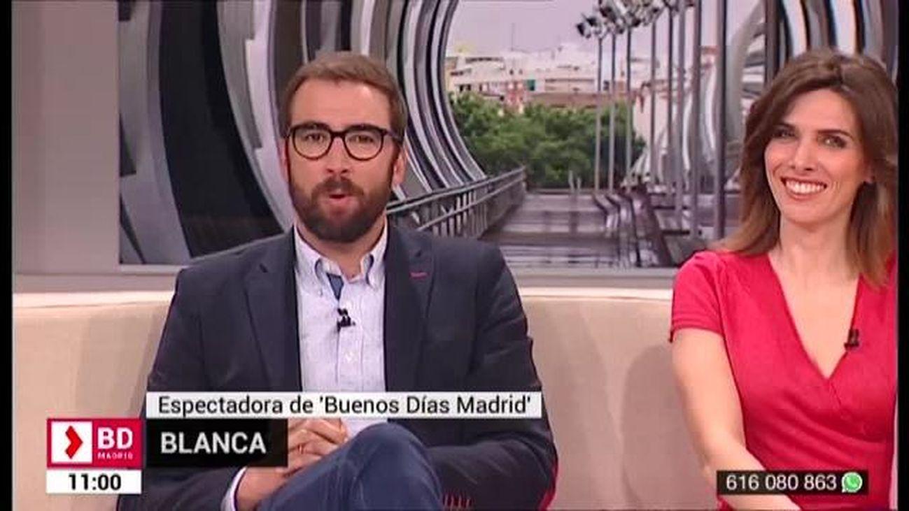 Buenos Días Madrid (10:30 - 11:30) 13.05.2019