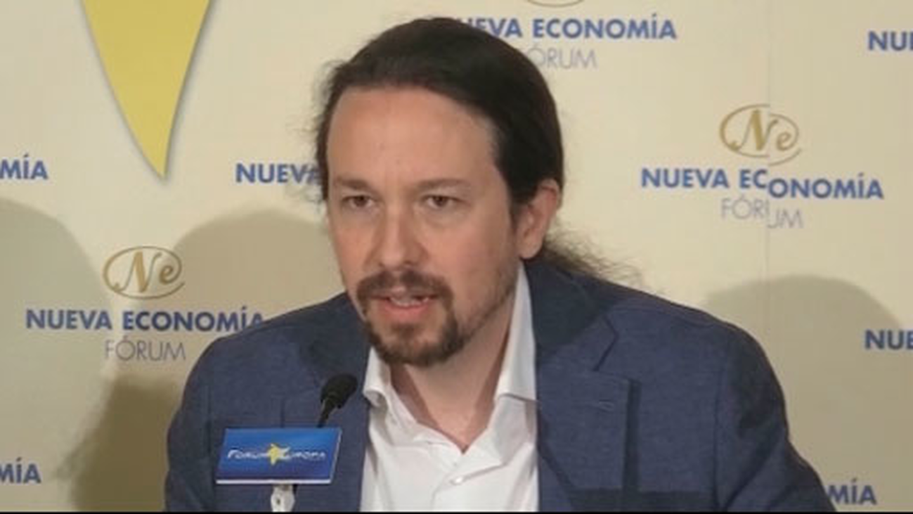 Pablo Iglesias se muestra convencido de gobernar con el PSOE