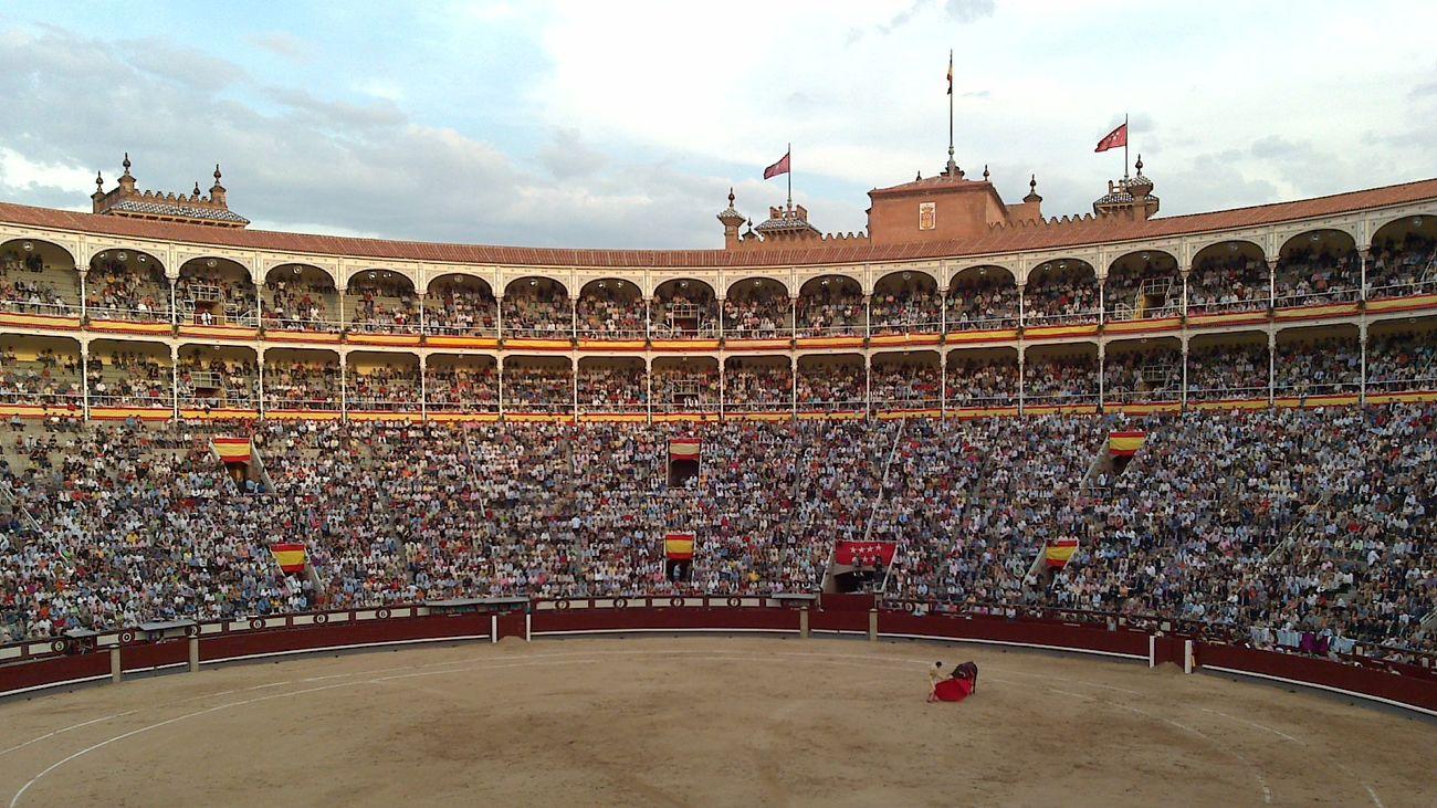 Un cartel de figuras para celebrar el día de San Isidro en Las Ventas