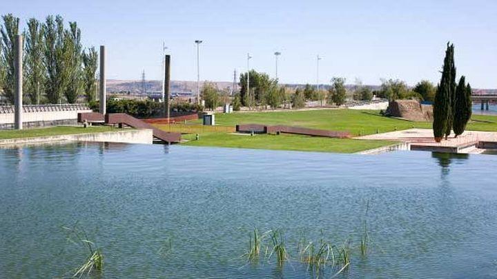 El parque Juan Carlos I reabre parcialmente tras el cierre por Filomena