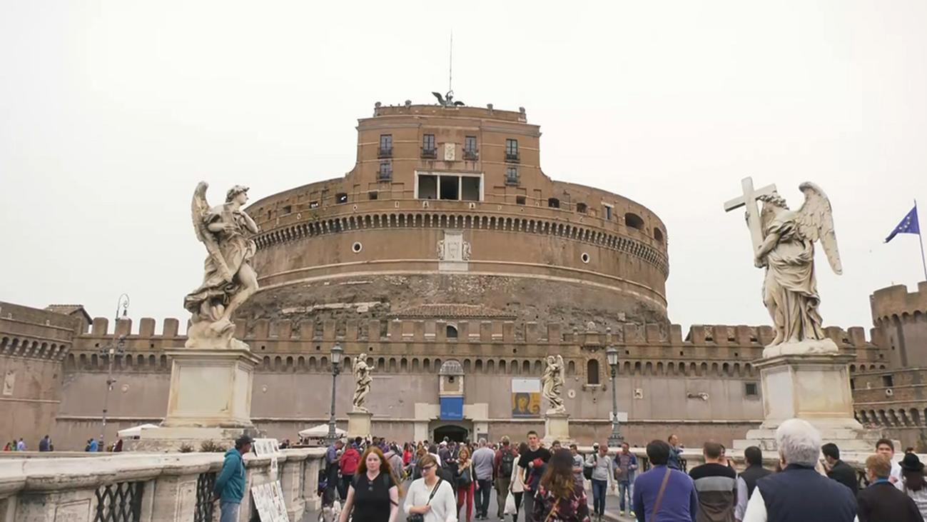 De ruta por Roma