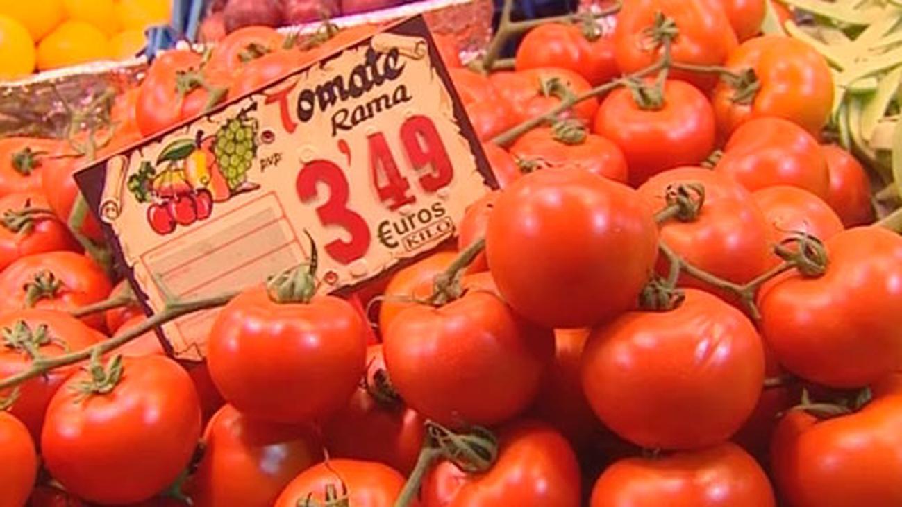 Hallan los genes que dan sabor al tomate entre los 5.000 que hay identificados