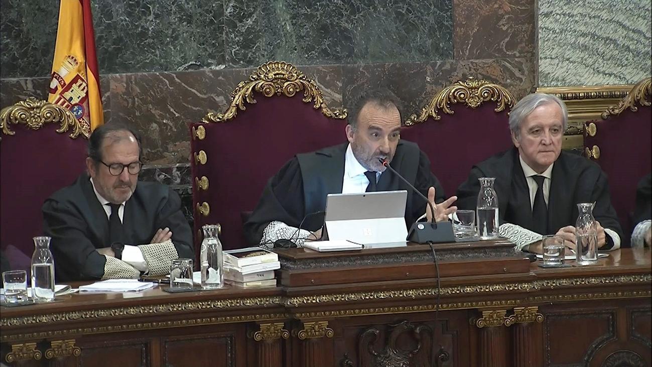 Marchena mantiene varios 'rifirrafes' con algunos testigos en el juicio del 'procés'
