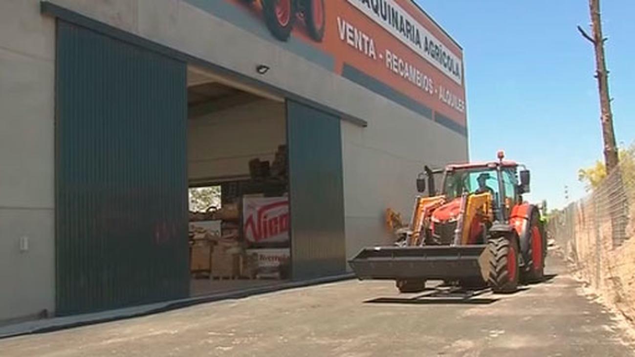 Se disparan las ventas de tractores nuevos en el primer trimestre de 2019