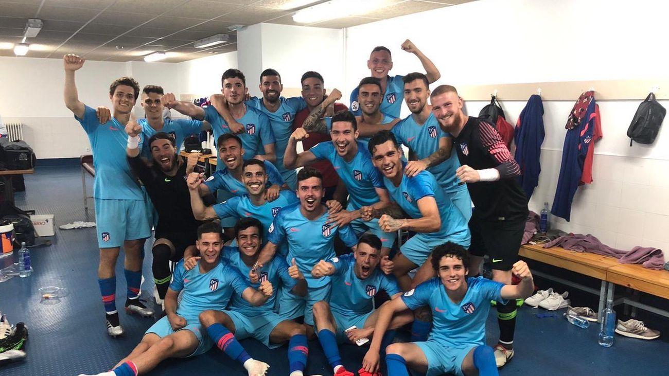 Fuenlabrada, Atleti B y Castilla, candidatos al título