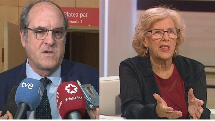 Gabilondo podría  gobernar la Comunidad  y Carmena repetiría como alcaldesa