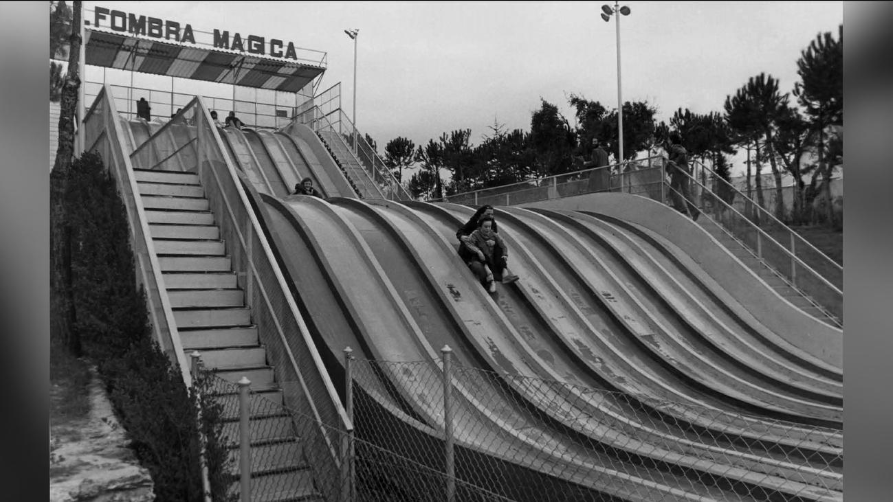 El parque de Atracciones cumple 50 años