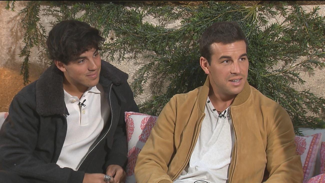 """Entrevista a los hermanos Casas: """"Nunca competiríamos por un papel"""""""