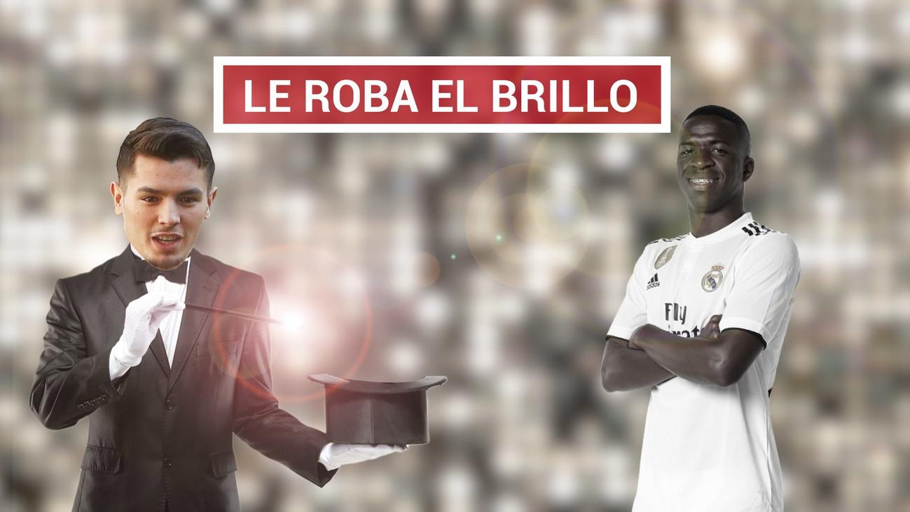 Zidane prefiere a Brahim antes que a Vinícius