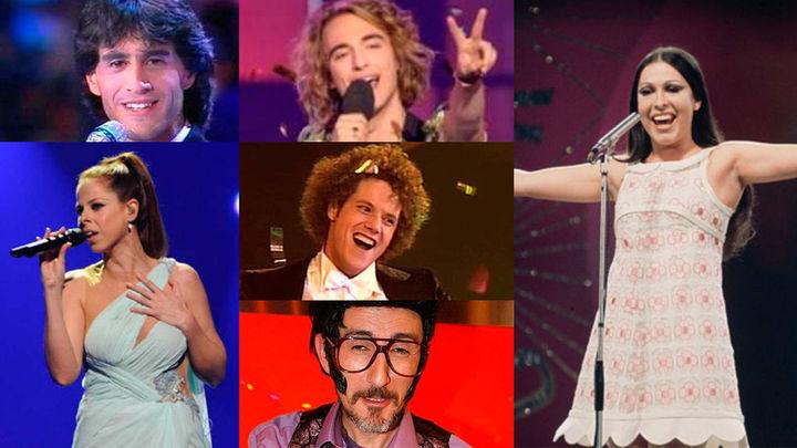 Un repaso por la historia de España en Eurovisión