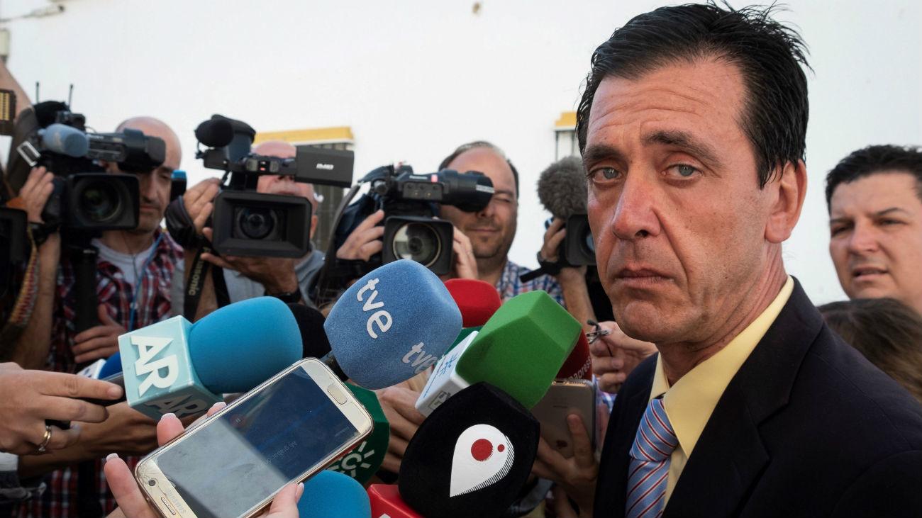 La exnovia de Montoya no acude a declarar como investigada por el caso de Laura Luelmo