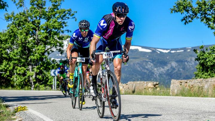 Vuelve el 'Desafío Puertos de Guadarrama' con cerca de 1.300 ciclistas