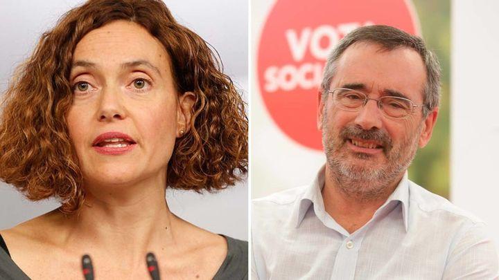 Sánchez propone a los catalanes Meritxell Batet y Manuel Cruz para presidir el Congreso y el Senado
