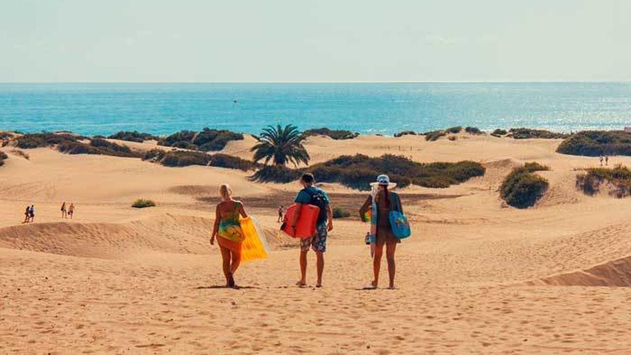 Escapada a Gran Canaria: rutas, gastronomía, playas y sol, mucho sol