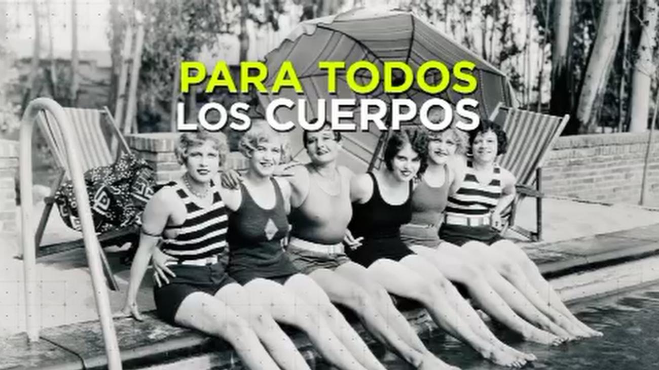 Bañadores para todos los cuerpos y edades en Chamberí