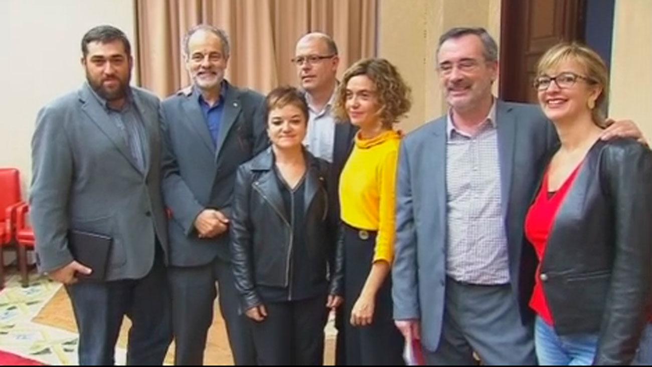 Los catalanes Batet y Cruz presidirán las Cortes y Podemos tendrá la vicepresidencia del Congreso