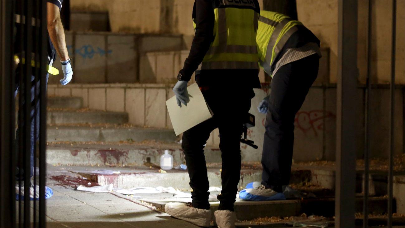 Grave la mujer apuñalada en Granada por su ex pareja