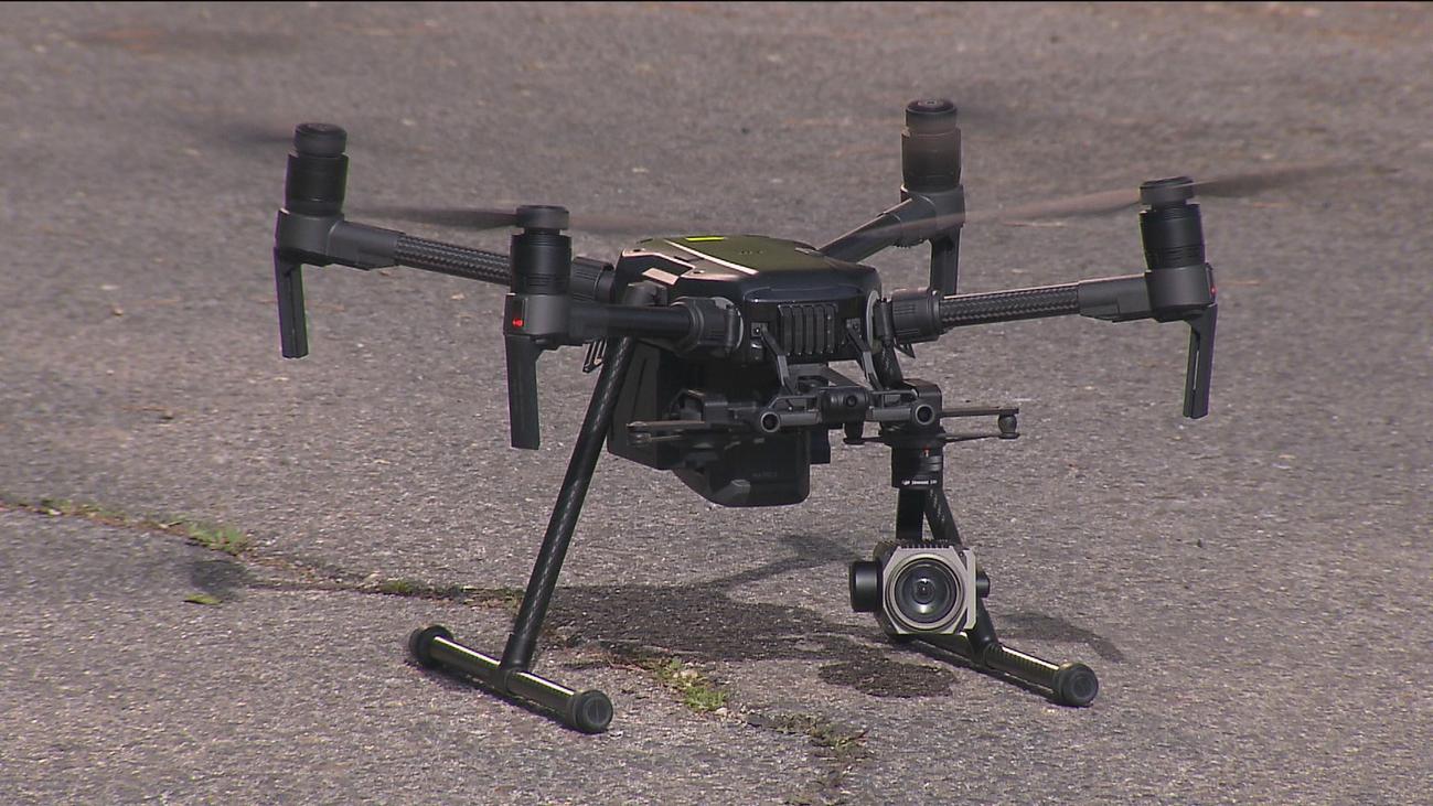 Preocupación en las cárceles por el uso de drones
