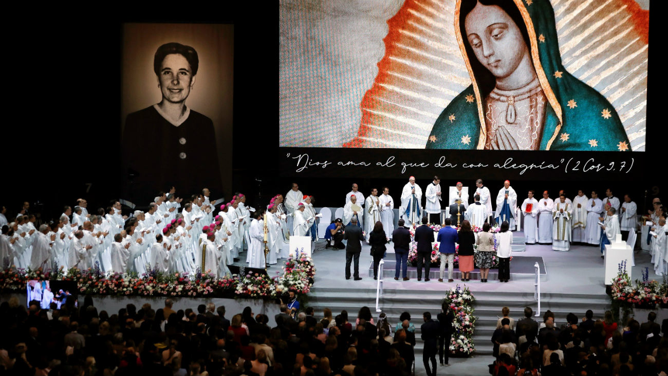 La Iglesia beatifica a Ortiz de Landázuri,química y destacada figura del Opus