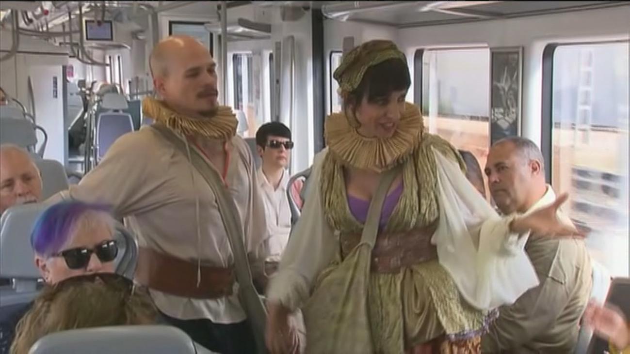 Regresan las visitas guiadas a Alcalá de Henares con el Tren de Cervantes