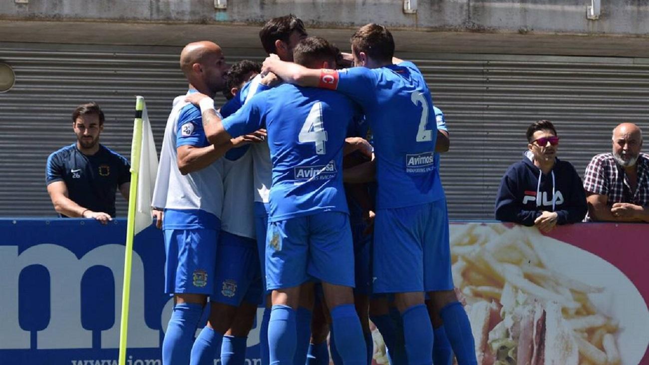 Resumen del Fuenlabrada-Burgos (1-0)