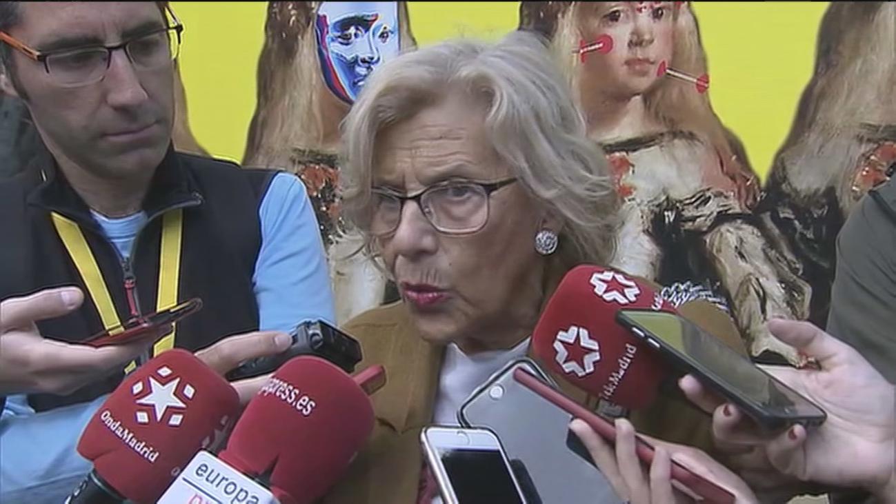 """Carmena ve """"imposible"""" aprobar 'Madrid Nuevo Norte' antes de las elecciones"""