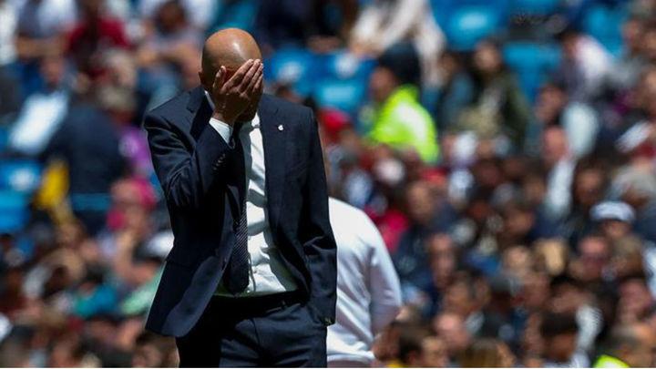 """Zidane: """"Queremos, pero no podemos"""""""