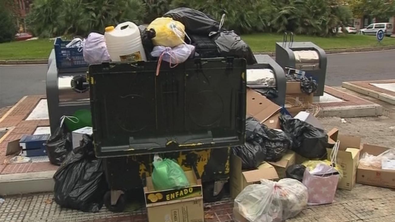 La basura, el principal problema que preocupa a los ciudadanos de Alcorcón. Responden los políticos