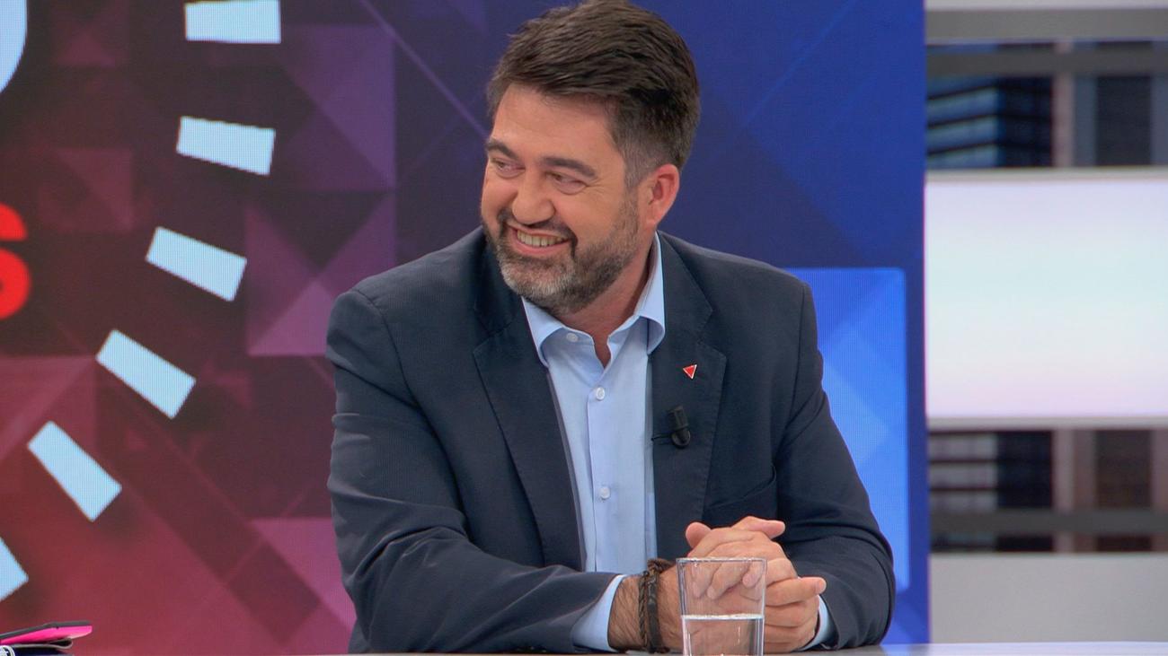 """Carlos Sánchez Mato: """"Íbamos por el camino correcto y quien cambió de opinión fue Manuela Carmena"""""""