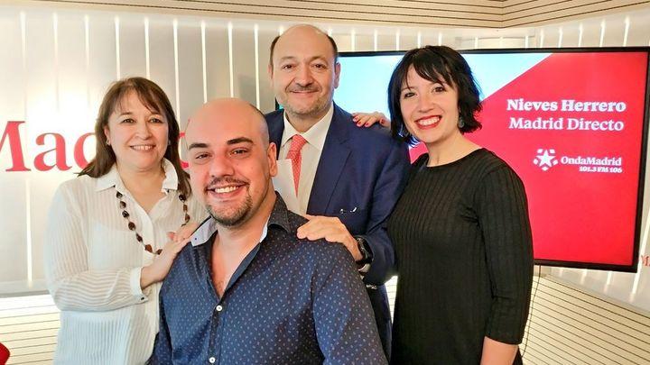 Análisis de la actualidad madrileña con Carlos  Hidalgo  y Cristina Gil