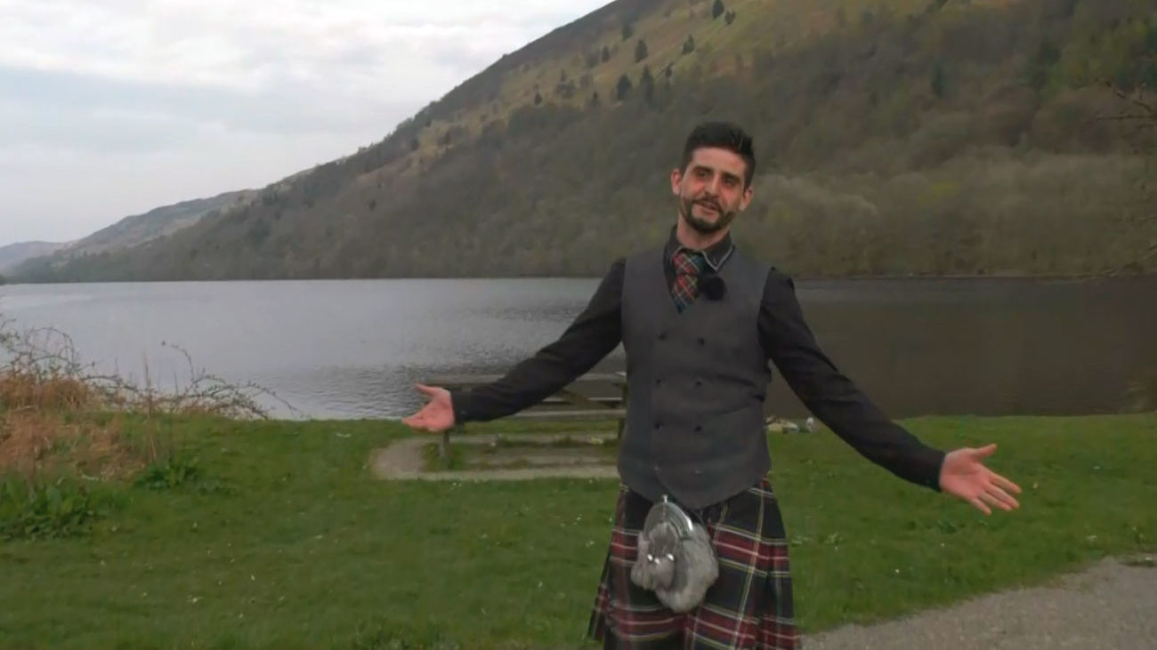 Madrileños por el Mundo: Las Highlands escocesas