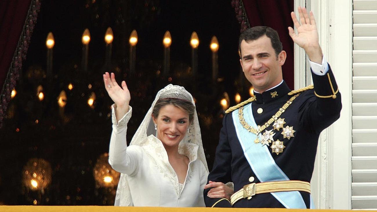 El CNI alertó a don Juan Carlos de un posible atentado en la boda de los reyes Felipe y Letizia
