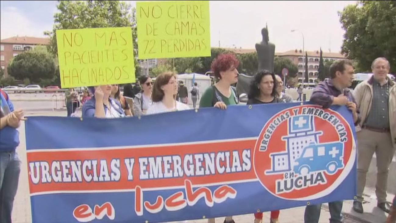 Huelga convocada en Urgencias de la Paz para el 29 de mayo