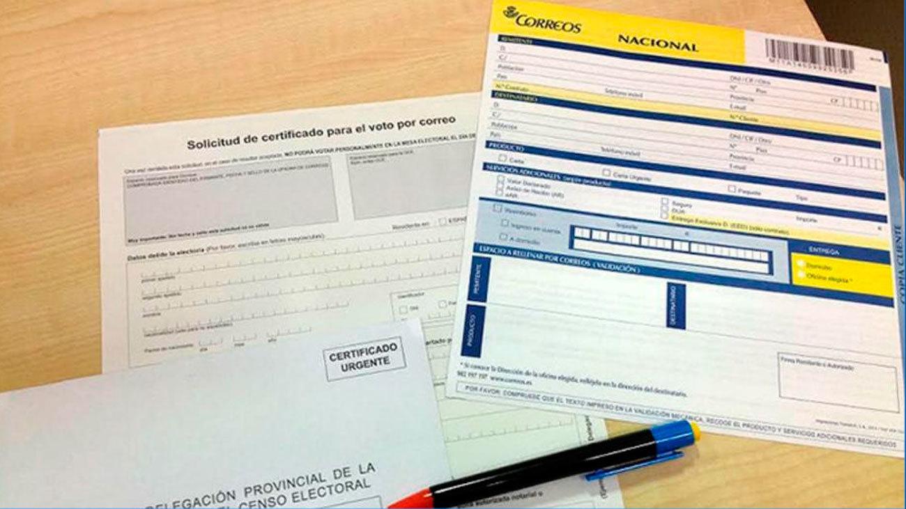 Correos amplía el horario de todas sus oficinas para agilizar el voto