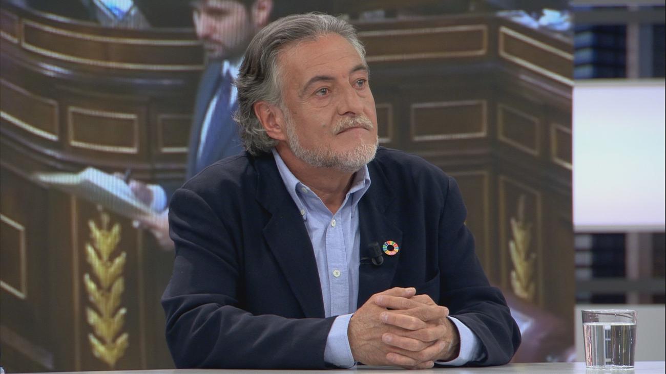 """Pepu Hernández: """"Ciudadanos ha puesto líneas rojas al PSOE, pero nunca a la ultraderecha"""""""