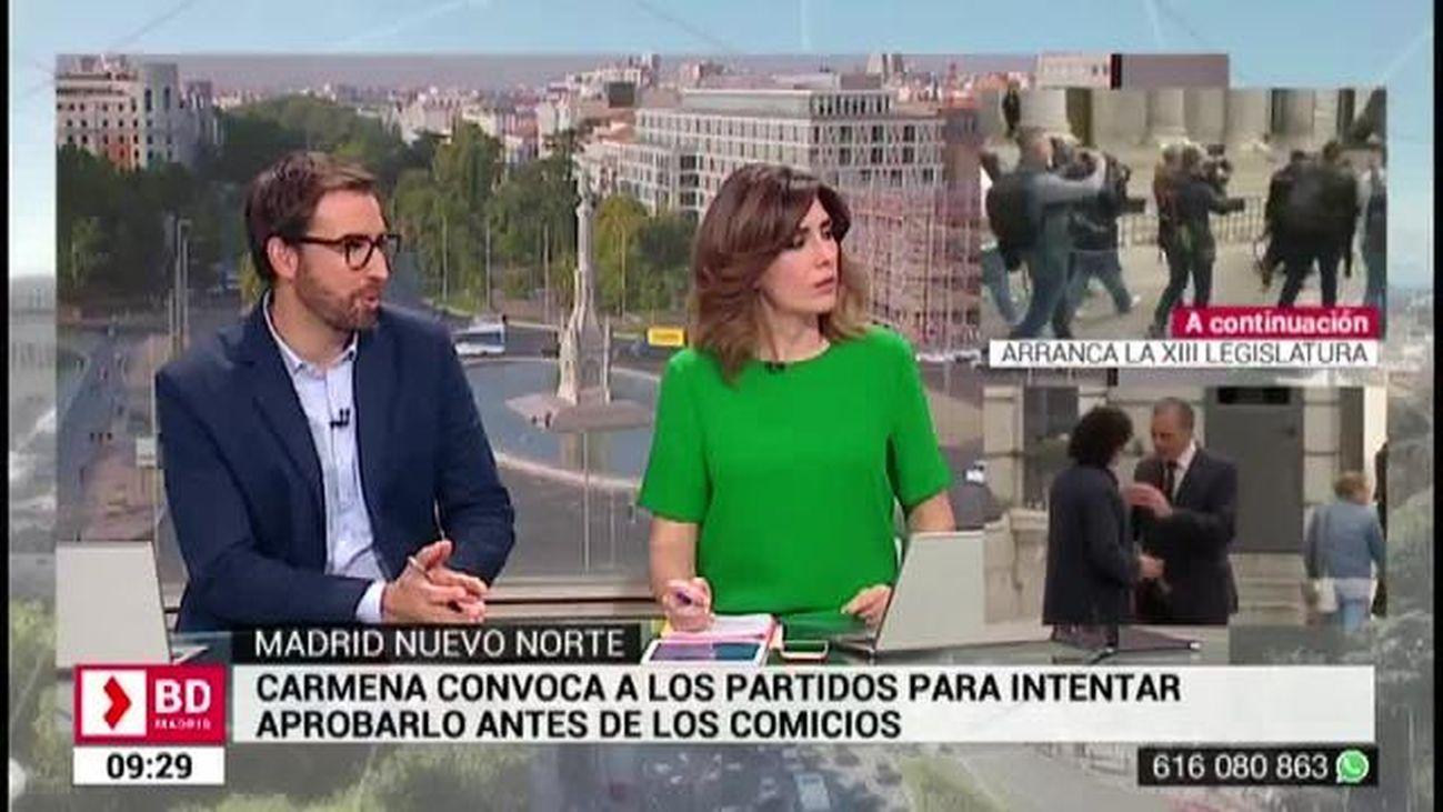 Buenos Días Madrid (8:30 - 10:30) 21.05.2019