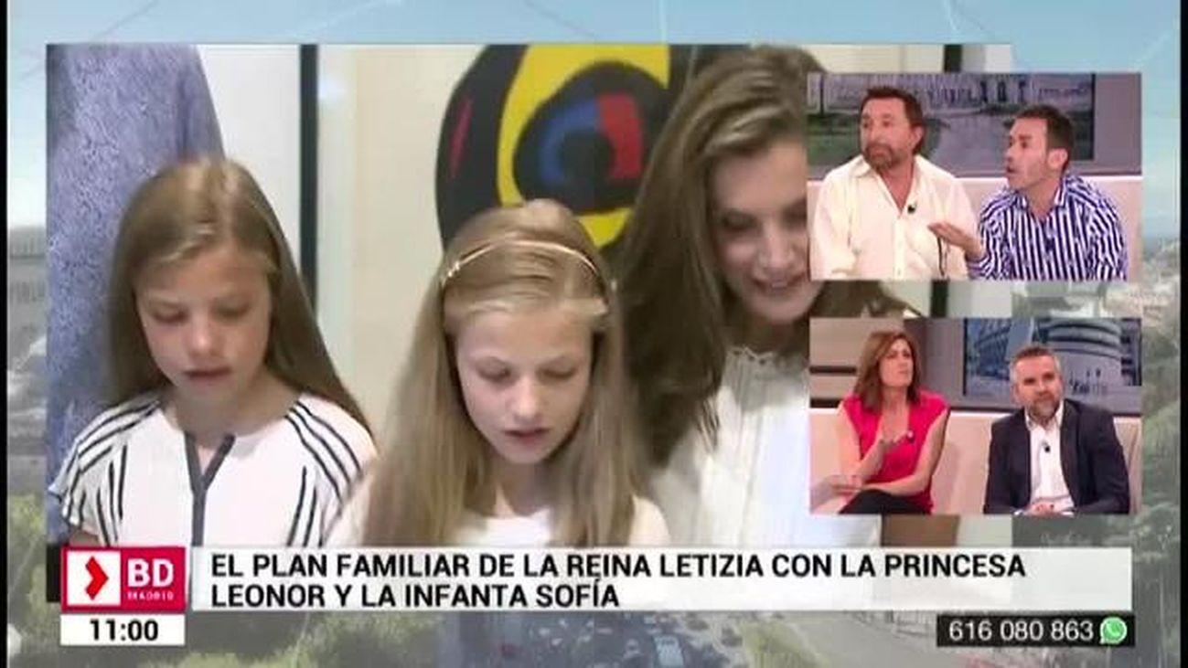 Buenos Días Madrid (10:30 - 11:30) 21.05.2019