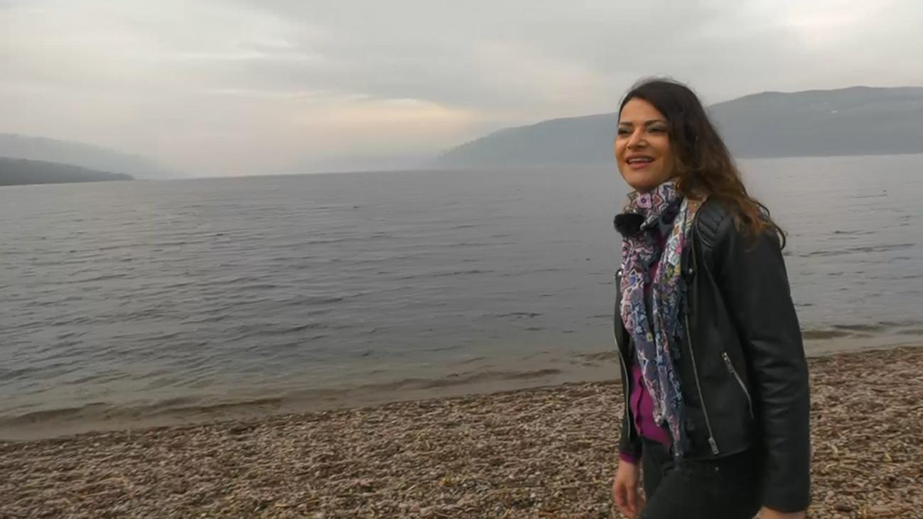 Descubrimos la leyenda del monstruo del Lago Ness