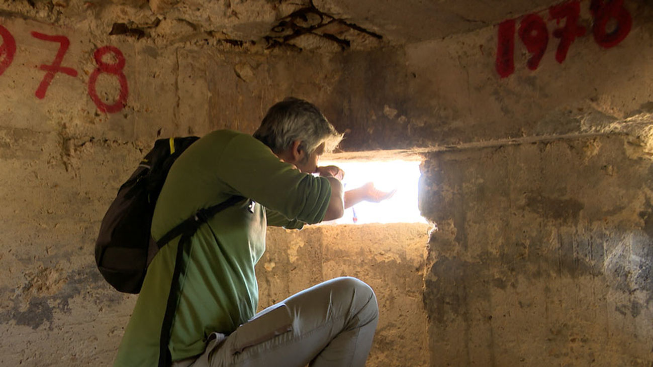 Mi cámara y yo: El rastro de la guerra