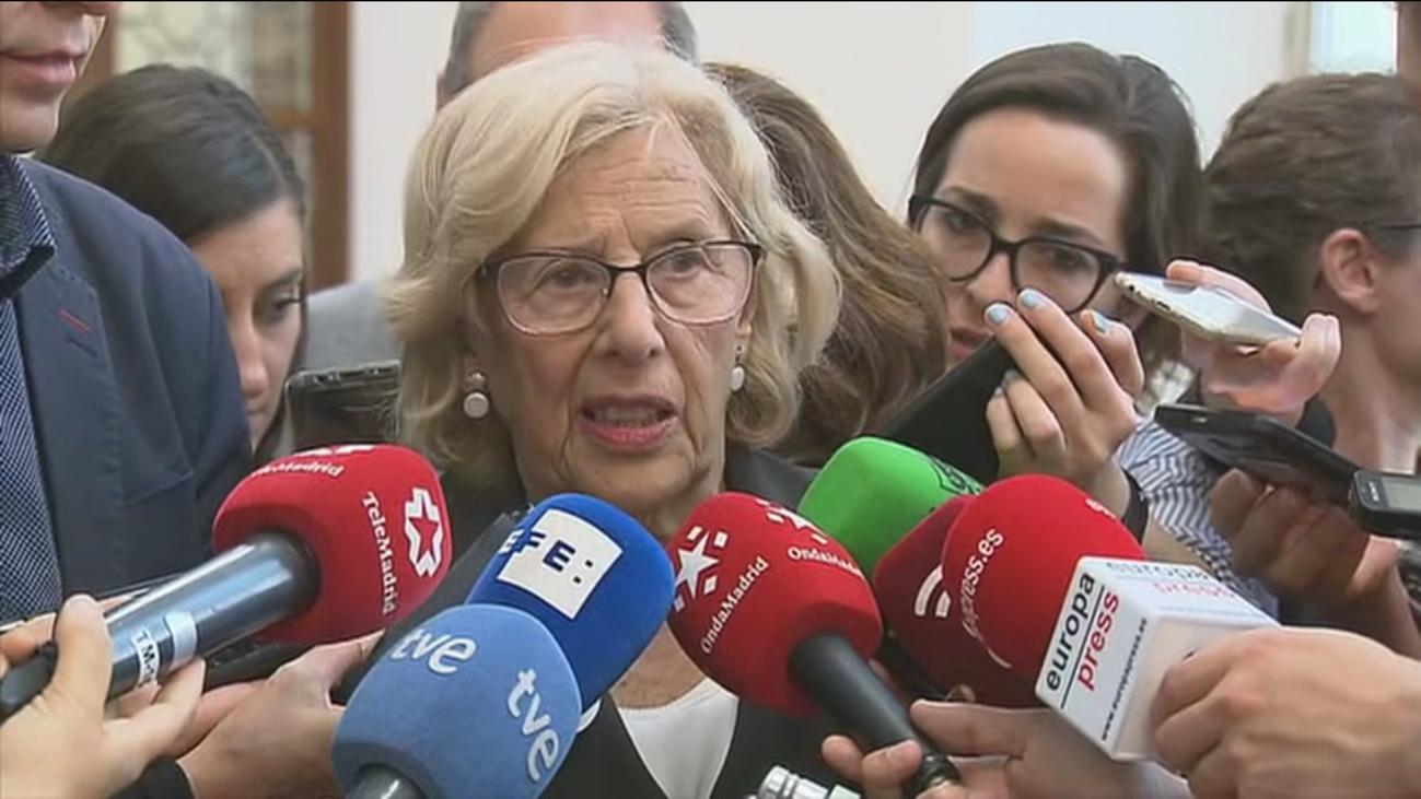 Carmena no aprobará Madrid Nuevo Norte antes del 26-M y echa la culpa al PP