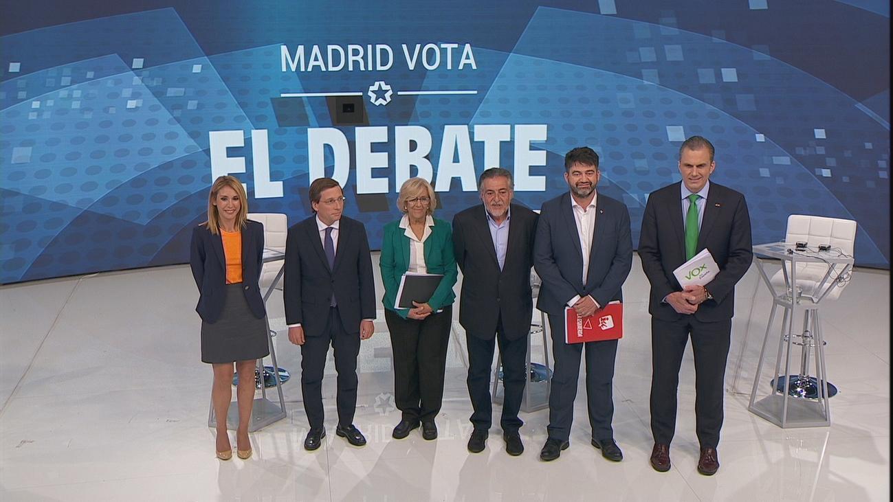 Madrid Vota: debate electoral del 22-M. La previa