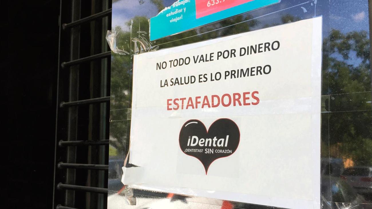 Los afectados de iDental no se rinden