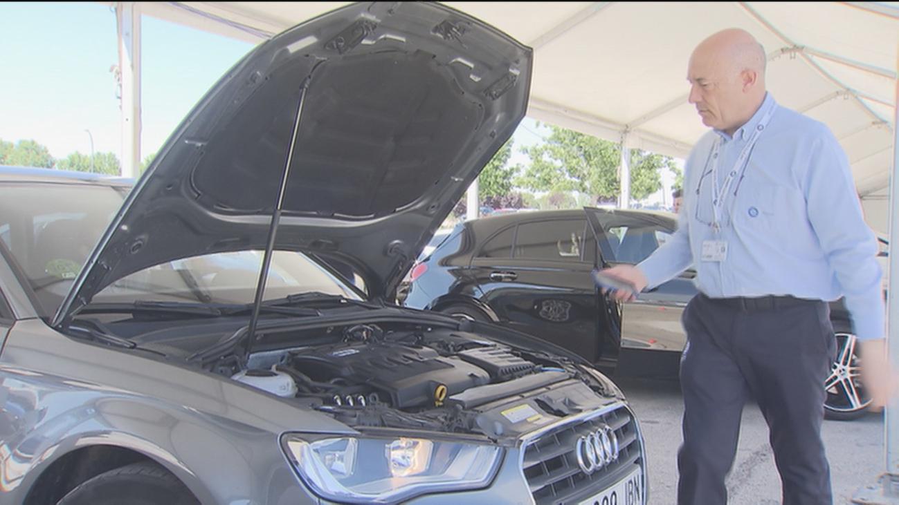 Revisando más de 5.000 vehículos en 3 días en Ifema