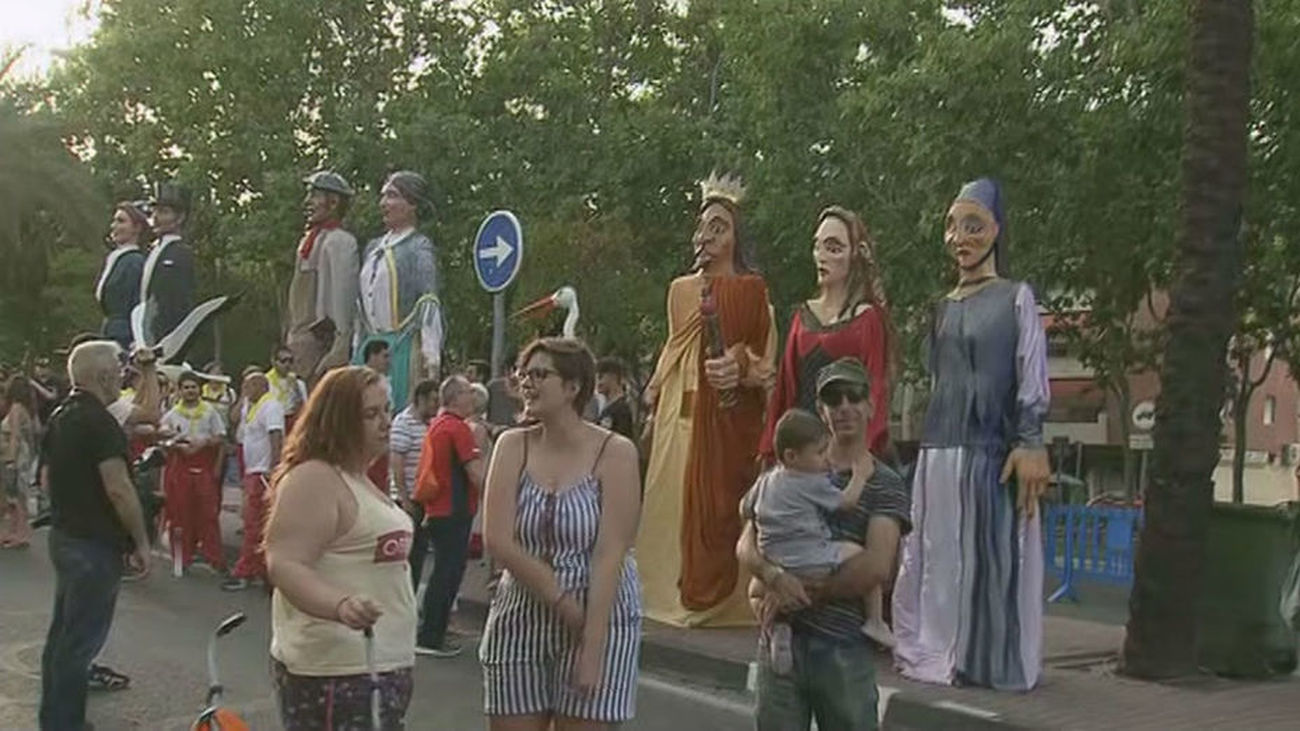 Fiestas en Leganés