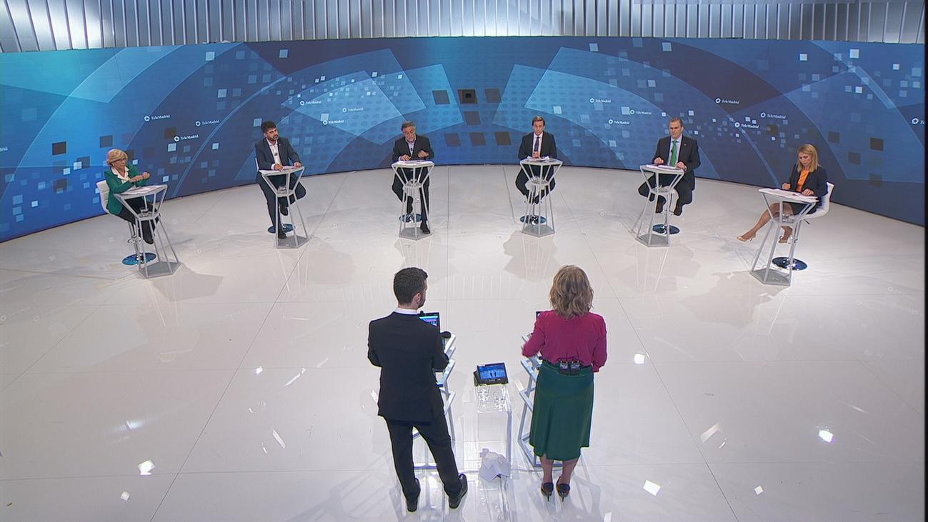 Madrid Vota: debate electoral del 22-M