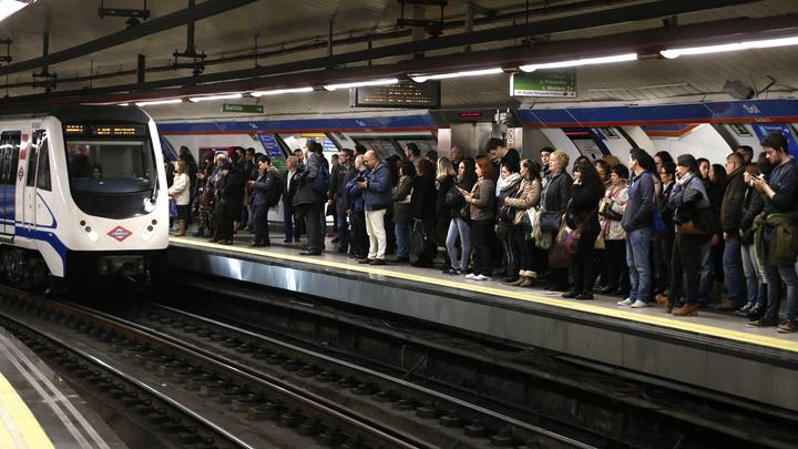 Nuevos paros en el metro: servicios mínimos garantizados del 54%