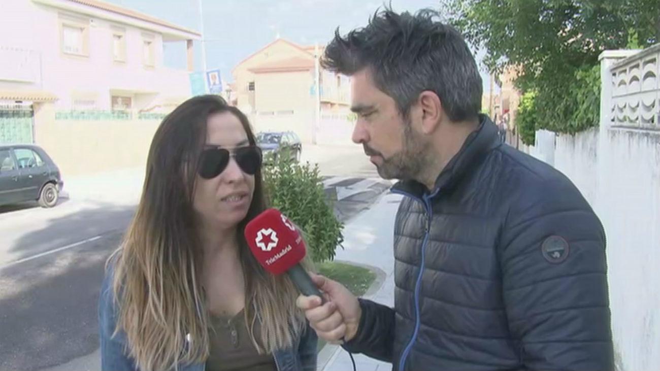 "Almudena, sobrina de Roberto: ""Queremos que nos diga donde está mi tío"""