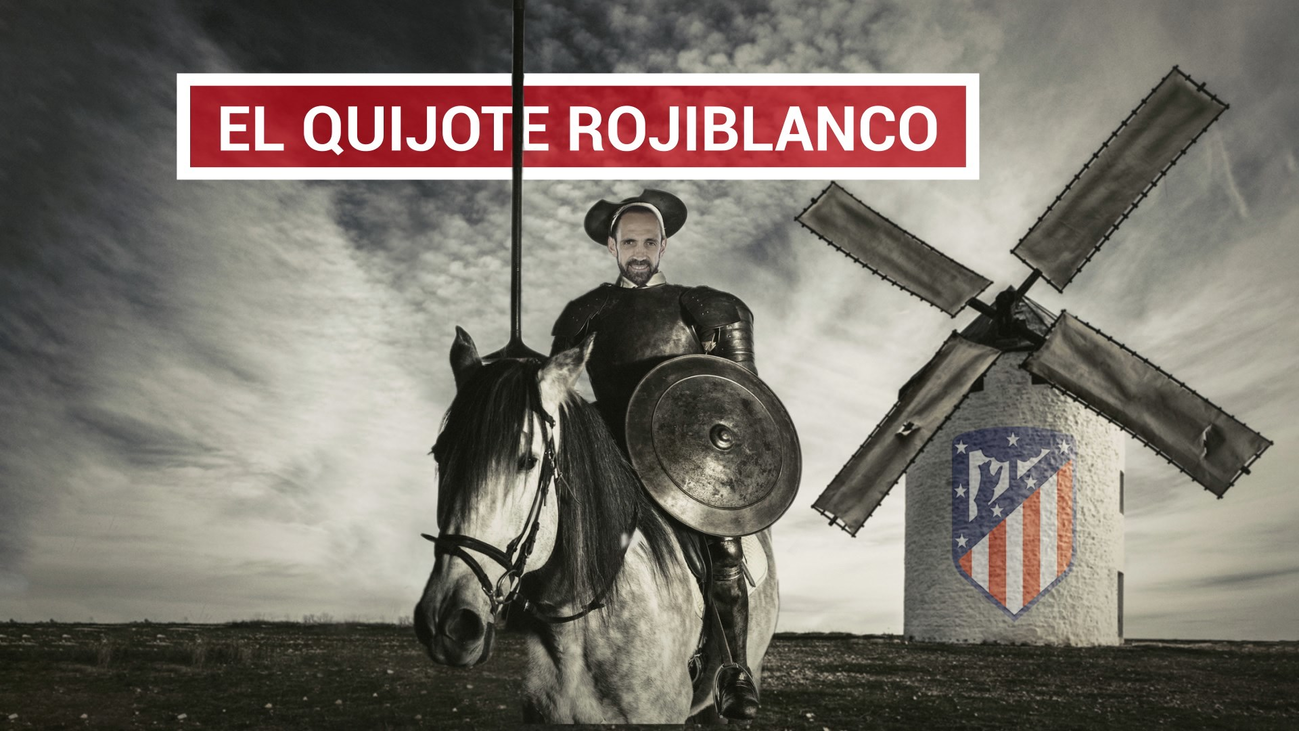 "Juanfran, adiós al Atleti: ""Vino un vikingo y se va un indio"""