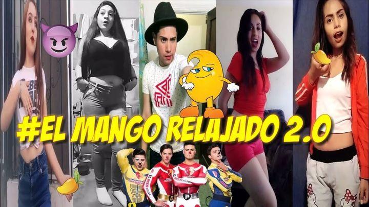 La moda del Mango Challenge, el nuevo reto viral