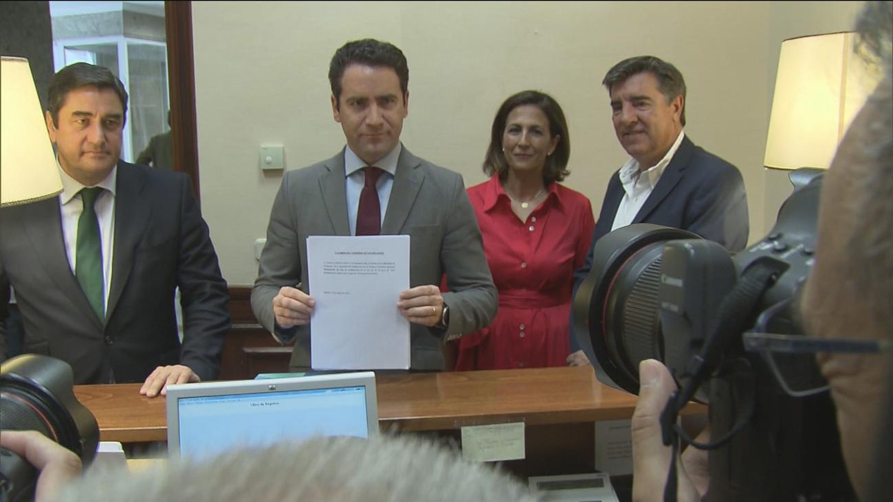 El PP  quiere prohibir por ley los indultos a condenados por rebelión y sedición